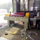 La séparation des boues chimiques décentrer avec économie d'énergie centrifuge