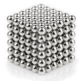 Os brinquedos magnéticos personalizáveis escultura magneto de Esferas