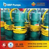 鉱山のためのBqwかBqs防爆Sumbersible電気モーター下水ポンプ