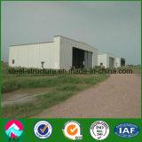 니제르에 있는 Prefabricated 강철 구조물 항공기 걸이