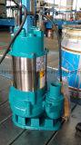 Aço inoxidável da bomba de água submersível de esgoto, Bomba Sanitária