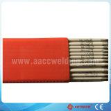 Aço inoxidável 316L eletrodos de soldagem das hastes de arco Stick para Arc, MMA, Soldagem Smaw