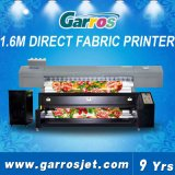 Imprimante textile numérique 1.6m Dx5 Head Inkjet Fabric Plotter