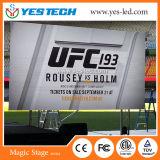レンタル舞台の背景のイベントLEDの印の表示