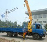 (SQ6SA2) Telescopische Boom vrachtwagen-Opgezette Kraan