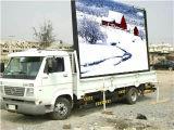 Openlucht P6 LEIDENE van de Vrachtwagen Vertoning voor Reclame