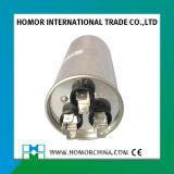 Capacitor de funcionamento Sh de alta freqüência 120UF do motor de C.A. de Cbb65 250V