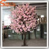 Albero falso artificiale dell'interno del fiore di ciliegia di alta qualità mini