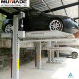 2300kg capacité 2 postes de Parking Automatique de relevage hydraulique