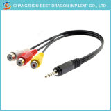 für xBox 360 VGA-Kabel mit Audioausgabe HDTVhandels HD VGA-Kabel 1.8m