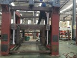 Blocchetto concreto aerato autoclave automatica di AAC che fa la pianta della macchina, macchina per fabbricare i mattoni