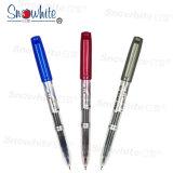 De sneldrogende Pen van het Gel van de Inkt G01 met Super het Schrijven van de Tank Snowhite Lengte meer dan 1200m