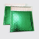 2017 Bulle verte d'Enveloppes/enveloppes bulles décoratif