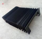Tampa do fole de sanfona de plástico para máquinas CNC