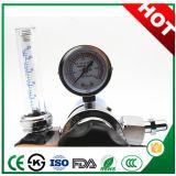 Wika de remplissage de type régulateur de pression de CO2 avec l'acier inoxydable