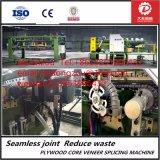 Placage avancée Jointer Compositeur de placage de base de la Machine automatique