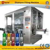 Ligne remplissante d'animal familier de shampooing automatique de bouteille
