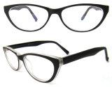 Dubbele Cp van het Oog van de Kat van de Kleur Injectie Van uitstekende kwaliteit Eyewear