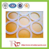 Transparent de qualité alimentaire joint torique en caoutchouc souple en silicone