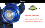 Headlamp наивысшей мощности СИД горячего промотирования водоустойчивый
