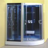 Cabina compensada de la ducha del marco del diseño del cuarto de baño de la esquina de la alta calidad