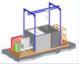Eis-Maschinen-Eis-Block-Maschinen-Block-Speiseeiszubereitung-Maschine der Salzlösung-1t/Day