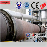 Estufa giratória para a linha de produção do emplastro