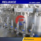 30ml/50ml/vidro plástico vaso potável reciclagem de equipamentos de limpeza