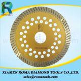 다이아몬드는 Romatools에서 O 유형 터보 잎을%s 톱날을