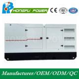 Le premier pouvoir 140kw/175kVA Puissance insonorisées générateur diesel avec moteur Shangchai SDEC