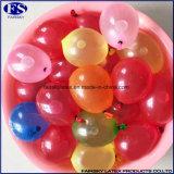 Bunter Wasser-Ballon mit natürlichem Latex China stellte her