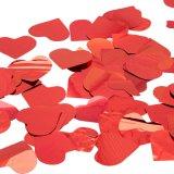 Venta caliente Boda Popper con corazón rojo metálico