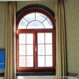 Klassischer Entwurfs-Aluminiumfenster/Flügelfenster-Fenster