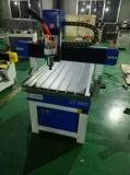 Certificação Ce Publicidade de acionamento do fuso de esferas máquinas para madeira CNC