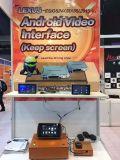 アルファのロミオ147人間の特徴をもつGPSの運行(HL-8805GB)のためのCarplay車のDVDプレイヤー