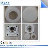 Las chumaceras de plástico blanco con rodamiento de acero inoxidable Sucp204 se utiliza para Food Machinery