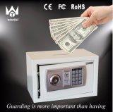 Preiswerter mechanischer sicherer Kasten mit Geldschlitze für abfallendes Bargeld