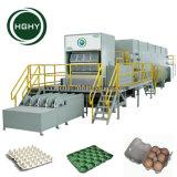 Hghy cartón de huevos de Papel bandeja de huevos de la línea de producción de pulpa moldeada