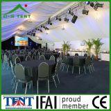 Tienda semi permanente al aire libre del acontecimiento de la carpa del banquete de boda del PVC de la venta
