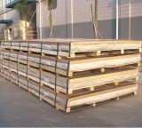 Aluminiumblatt für Umhüllung-Wand (A1050 1060 1100 3003 H14/H24)
