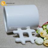 熱い販売法の夢のコップの中国の整形陶磁器のマグ