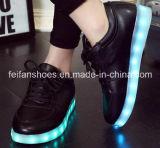 Большинств популярное СИД обувает Sub вставляемые светящие ботинки СИД (FF326-2)