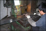 Jogo da cutelaria do aço inoxidável de chapeamento de ouro 84PCS