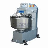 Zwei Motor zwei - Geschwindigkeit örtlich festgelegte Filterglocke-Spirale-Bäckerei-Mischmaschine
