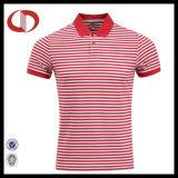 OEM het Recentste Nieuwe Overhemd van het Polo van de Mens van de Stijl Gestreepte