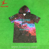 Небо Healong Star Сублимация дизайн худи Sweatershirt молодежи