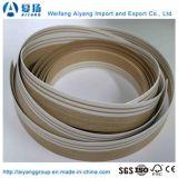 Bandas de borde curruscantes inquietas del PVC 3D del certificado del SGS para los muebles