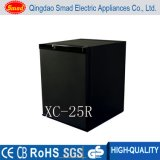 Comercial DC12V Absorção sem ruído Table Top Hotel Mini Bar Fridge