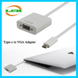 USB 3.1 Tipo-C a adaptador VGA para MacBook 12 ""