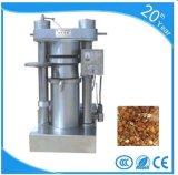 Presse hydraulique d'huile d'amandes